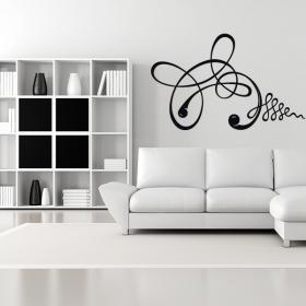 Pegatinas decoraci n paredes mandala for Vinilos adhesivos pared baratos
