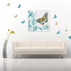 Vinilos Decorativos Adhesivos y Pegatinas Mariposas