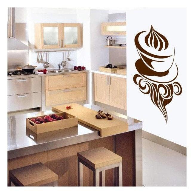 Capuccino cocina - Simulador de cocinas ...