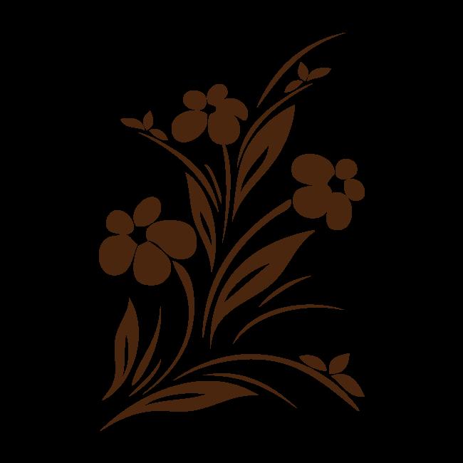 Vinilo decorativo flores de primavera for Tu vinilo decorativo