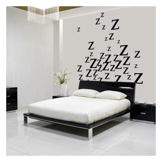 Vinilo Decorativo Dormir es un Placer