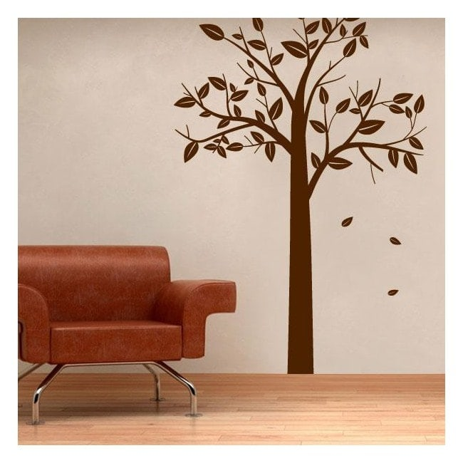 Decorar Pared Arbol ~ Decorar Paredes ?rbol Oto?al