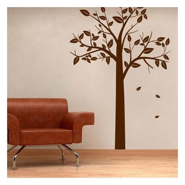 Decorar paredes rbol oto al - Objetos para decorar paredes ...
