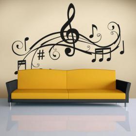 Vinilos decorativos y vinilos 3d ofertas 90 for Vinilos decorativos pared musicales