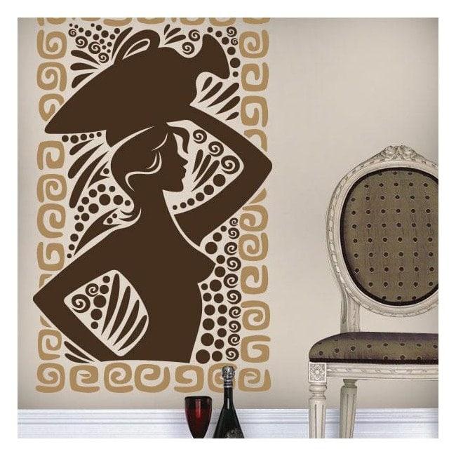 Vinilos Decorativos Arte Griego