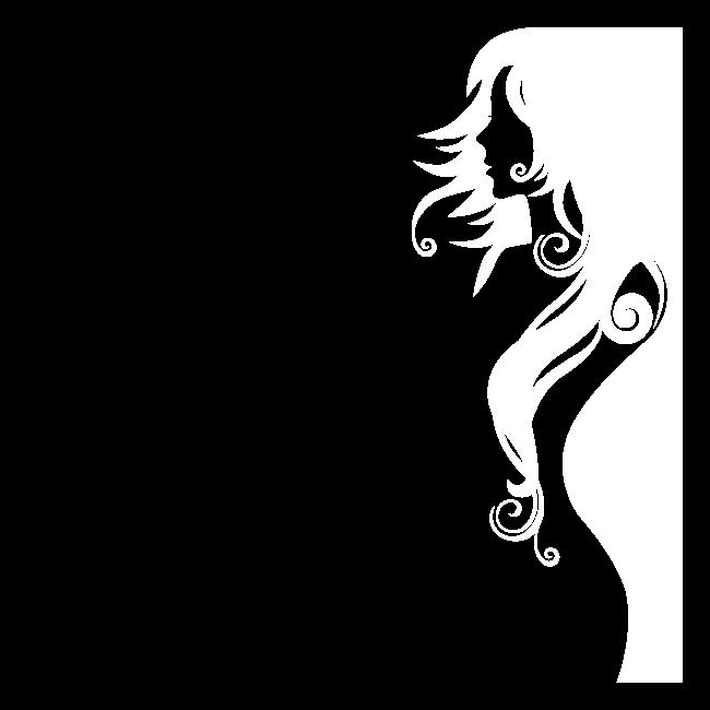 vinilos-decorativos-silueta-mujer