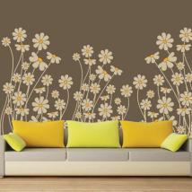 Pegatinas Paredes Flores De Primavera