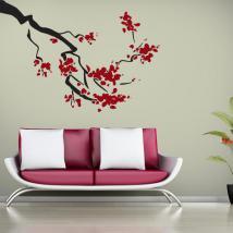 Vinilos Decorativos Flor de Cerezo
