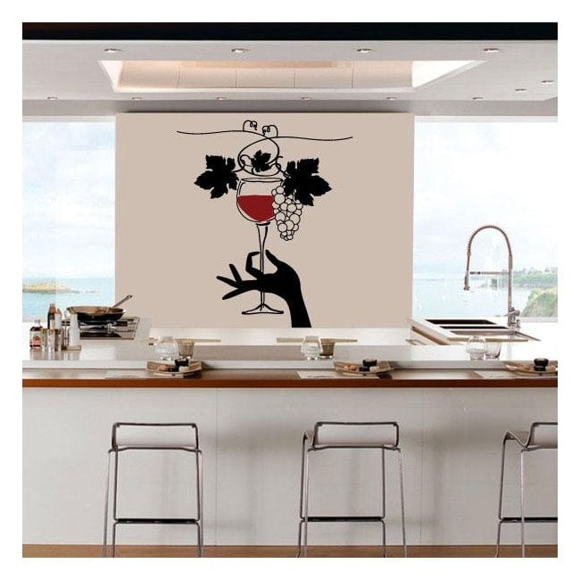 Vinilos decorativos cocinas con estilo - Cocinas con vinilos ...