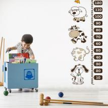 Vinilos Infantiles Medidor Estatura