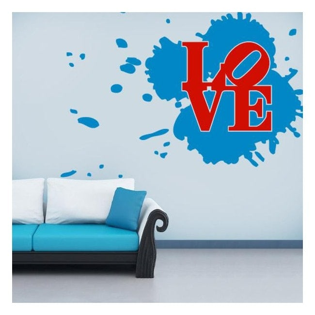 Vinilo LOVE Robert Indiana