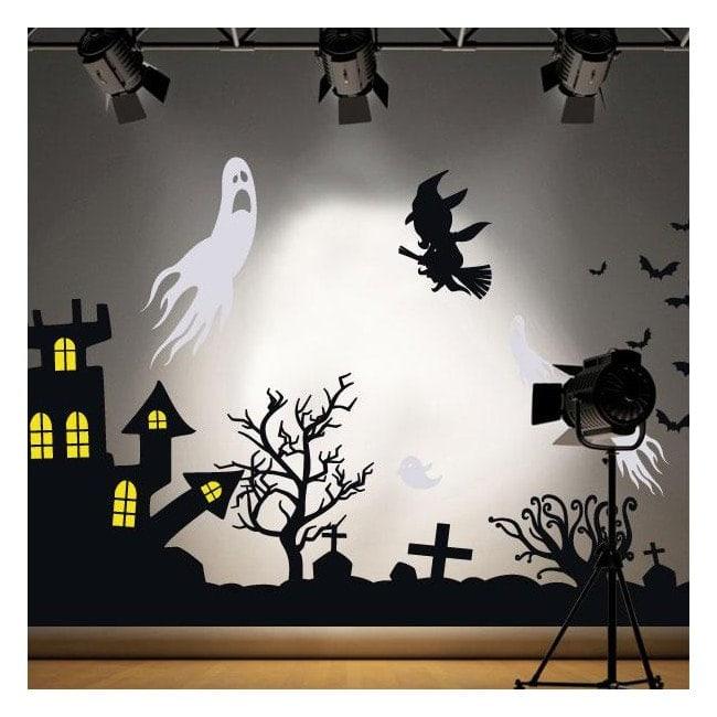 Vinilos Halloween 2014