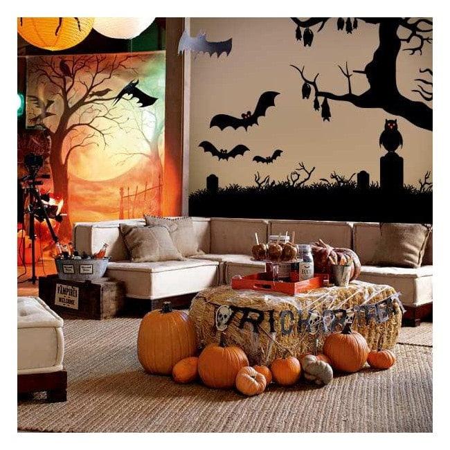 Vinilos y Pegatinas Halloween