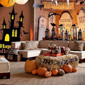 Pegatinas Paredes Halloween 2014