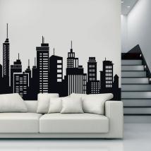 Vinilos Decorativos Edificios Ciudades