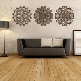 Vinilos de paredes mandalas - Ver vinilos decorativos economicos ...
