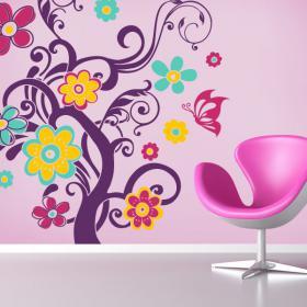 Vinilos Adhesivos y Pegatinas Colores de Naturaleza