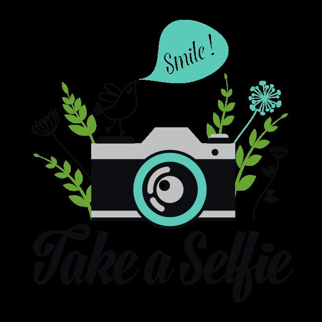 Vinilos decorativos stickers take a selfie - Stickers decorativos ...