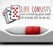Vinilos Decorativos Stickers Life Quotes