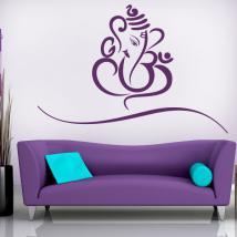 Vinilos Decorativos Ganesha