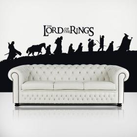 Vinilo Decorativo The Lord Of The Rings