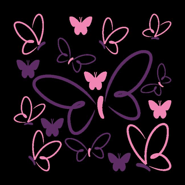 Pinterest the world s catalog of ideas for Vinilos mariposas