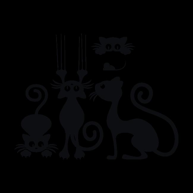 Vinilos Decorativos Pared Perros