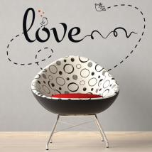 Decorar Paredes Frases De Amor Love