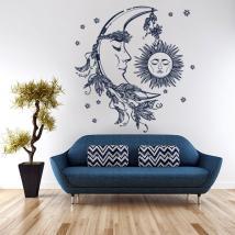 Vinilos Sol y Luna Místicos