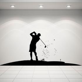 Vinilos Decorativos Golf