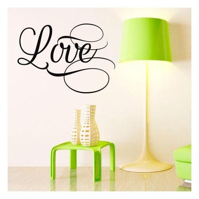 Vinilos Love