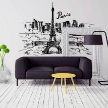 Vinilos Skyline París