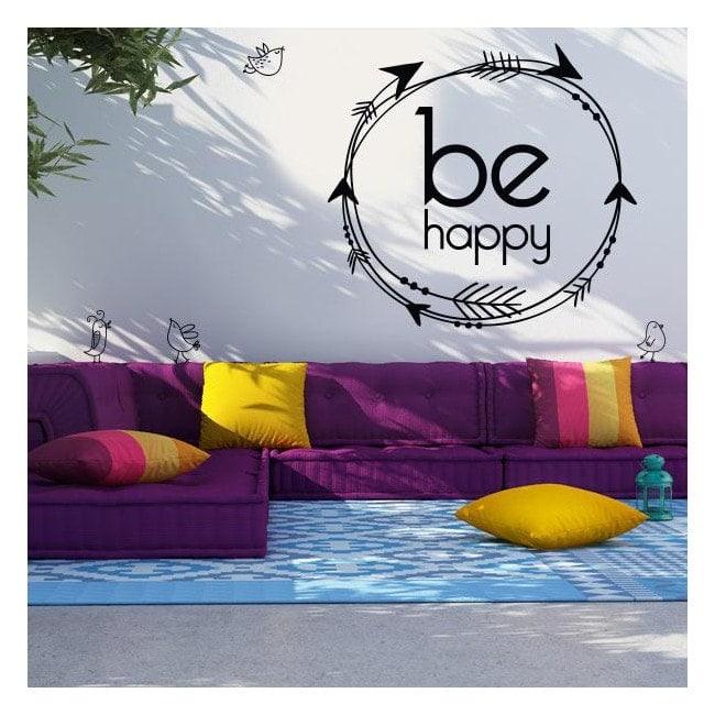 Vinilos Be Happy