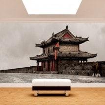 Fotomurales Muralla De Xian