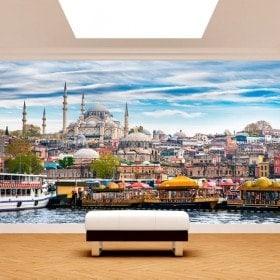 Fotomurales Ciudades Estambul