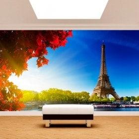 Fotomurales Torre Eiffel París