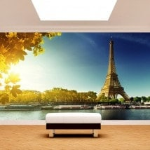 Fotomural Torre Eiffel París