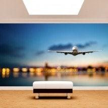 Fotomurales Aviones