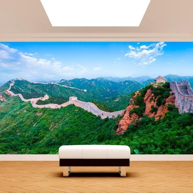 Fotomurales La Gran Muralla China