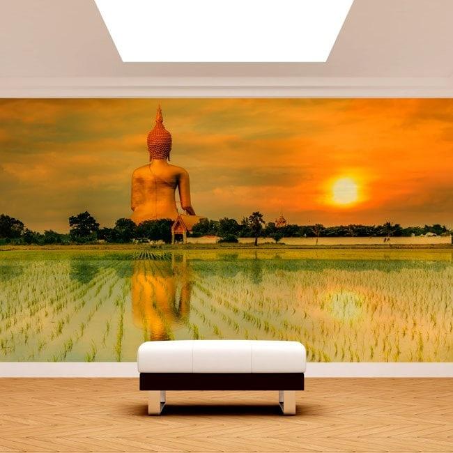Fotomurales Gran Buda Tailandia