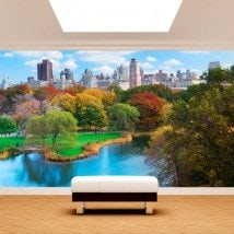 Fotomurales Central Park New York