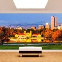 Fotomural Parque Denver Colorado