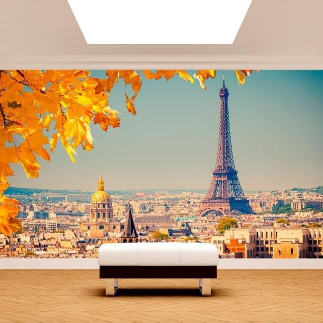 Fotomurales París Torre Eiffel
