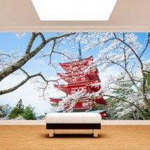 Fotomurales Pagoda Japón