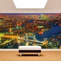 Fotomurales Londres De Noche