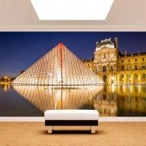 Fotomurales París Museo De Louvre