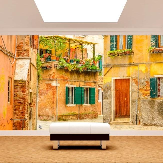 Fotomurales Venecia Calles