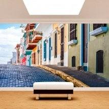 Fotomurales Puerto Rico Calles
