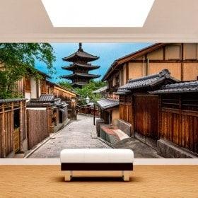 Fotomurales Tokyo Calles