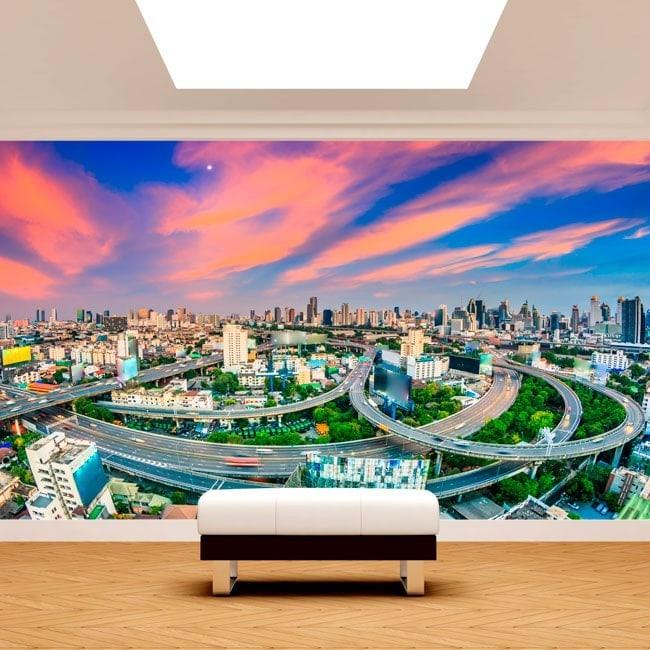 Fotomurales Bangkok Tailandia